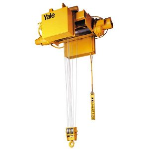 Shaw-Box 800 Series Electric Wire Rope Hoist and Trolley (Single ...